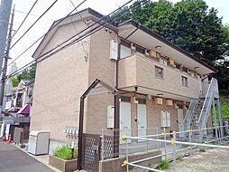 神奈川県川崎市麻生区片平2丁目の賃貸アパートの外観