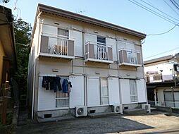 神奈川県秦野市南矢名4丁目の賃貸アパートの外観