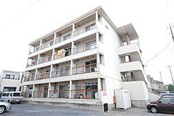 会田コーポ 2号棟[4B号室]の外観