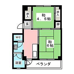恵那駅 2.7万円