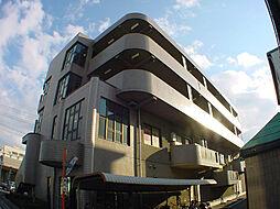大阪府摂津市鳥飼上3丁目の賃貸マンションの外観