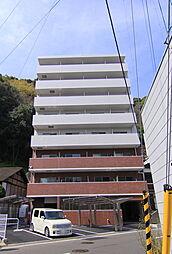 伊予鉄道環状線(JR松山駅経由) 鉄砲町駅 徒歩5分の賃貸マンション