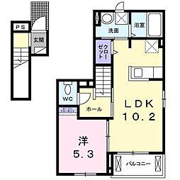 和[2階]の間取り