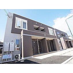 奈良県香芝市五位堂6丁目の賃貸アパートの外観