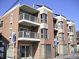 奈良県生駒郡平群町西宮2丁目の賃貸マンションの外観