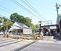 久津川駅まで6...