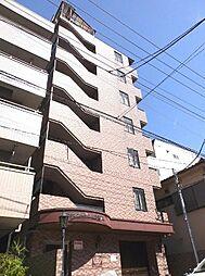 神奈川県川崎市川崎区宮前町の賃貸マンションの外観