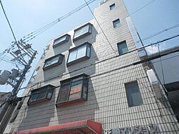 花崎マンション[4階]の外観