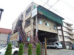横瀬マンション[3階]の外観