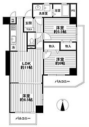 コーラルハイツ志木II弐号棟