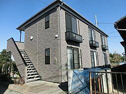 埼玉県さいたま市西区指扇領別所の賃貸アパートの外観
