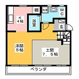 Re・Luffy[1階]の間取り