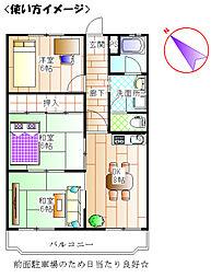 第2原田ビル[1階]の間取り