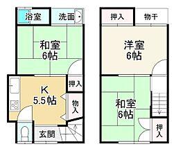 鳥羽街道駅 880万円