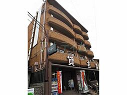 京都府京都市東山区本町15丁目の賃貸マンションの外観