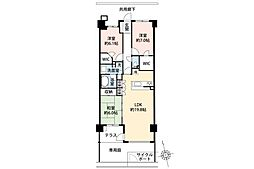 レーベンハイム朝霞台グランジール 1階