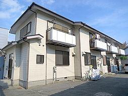 大阪府大阪市東淀川区東中島4丁目の賃貸アパートの外観