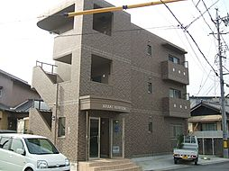 ARAKI MANTION[2階]の外観