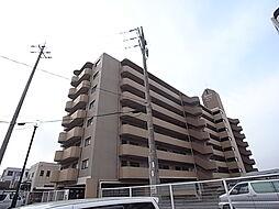 兵庫県加古川市加古川町本町の賃貸マンションの外観
