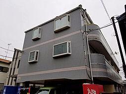 ブレーンコート上本郷[3階]の外観