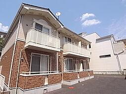 千葉県松戸市小金原6丁目の賃貸アパートの外観