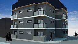仮)紫野門前町マンション[2階]の外観