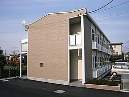 神奈川県綾瀬市深谷南2丁目の賃貸アパートの外観