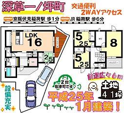 伏見稲荷駅 4,680万円