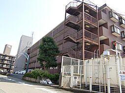 大成第2マンション[1階]の外観