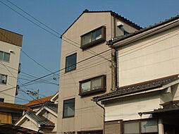三重県四日市市元町の賃貸マンションの外観