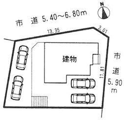 愛知県春日井市西尾町