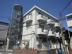大喜ハイツ[2階]の外観