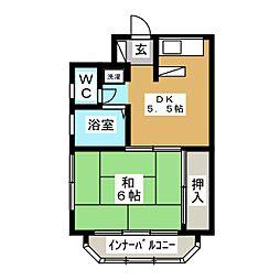 近鉄富田駅 4.2万円