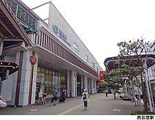 西荻窪駅(現地まで640m)