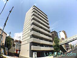 アドバンス三宮ウイングロード[3階]の外観