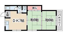 JR淡路駅 3.5万円