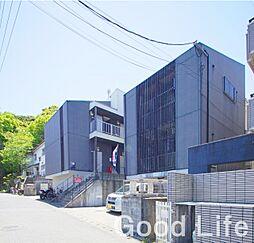 西片江 アパートメント[2階]の外観