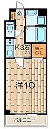 ピノエスペランサ 915127[2階]の間取り