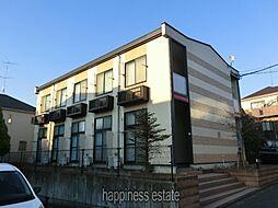 エキノックスC[2階]の外観
