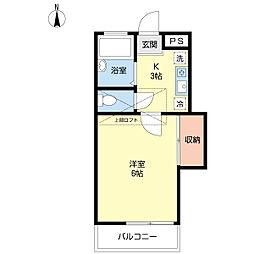 北山駅 3.3万円
