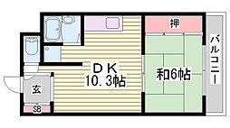 英賀保駅 4.7万円