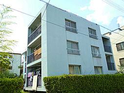 西川マンション[301号室]の外観