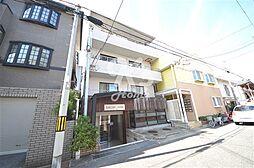 兵庫県神戸市須磨区磯馴町5丁目の賃貸マンションの外観