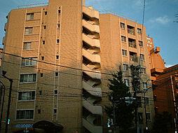 コーポラス幡ヶ谷 幡ヶ谷の分譲賃貸 スーパーの多いエリアで便[2階]の外観