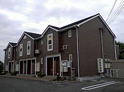 兵庫県姫路市広畑区才の賃貸アパートの外観