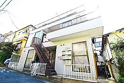 埼玉県川越市大字藤間の賃貸マンションの外観