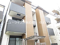 京阪本線 寝屋川市駅 徒歩12分の賃貸アパート