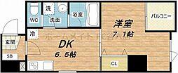 グランスイート[2階]の間取り