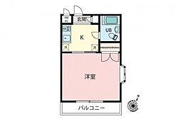 セザール第三東所沢 1階
