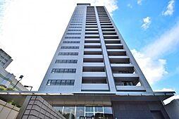 大阪府大阪市中央区馬場町の賃貸マンションの外観